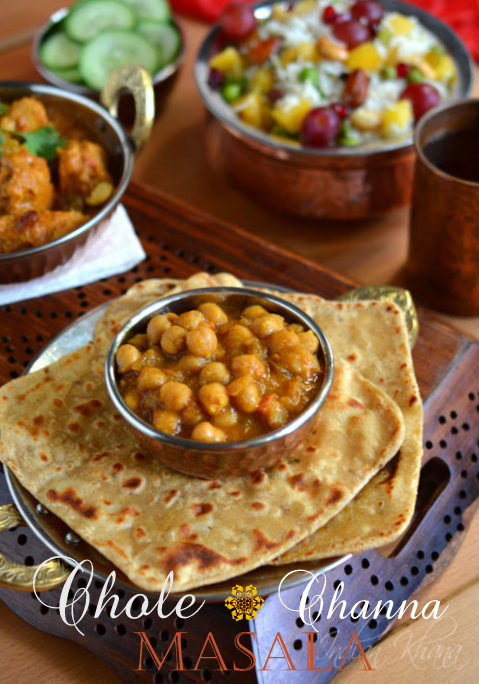 Chole (Chana Masala)