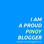 I Am A Proud Pinoy Blogger