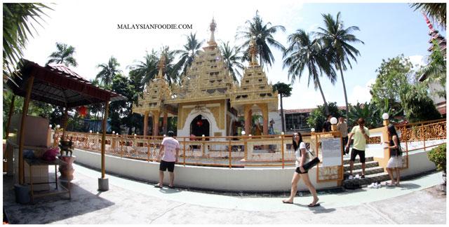 Dhamarkarma temple