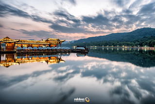 West Lake - A Touch of Drama by Andy Brandl (PhotonMix)