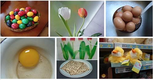 Happy Eastern / Joyeux Pâques / Kellemes Husvét / Paste Fericite