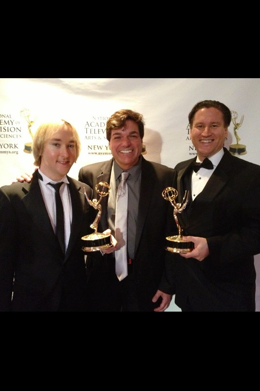 Two Emmy win