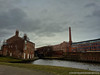 Ashton Canal and Old Mills in Manchester