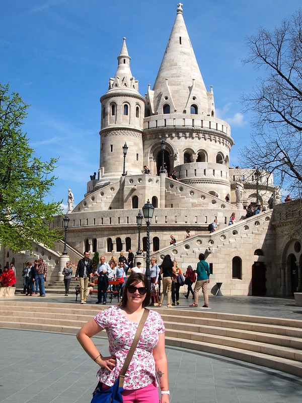 An outfit for exploring Budapest