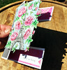 Tri Fold Card - April in Paris