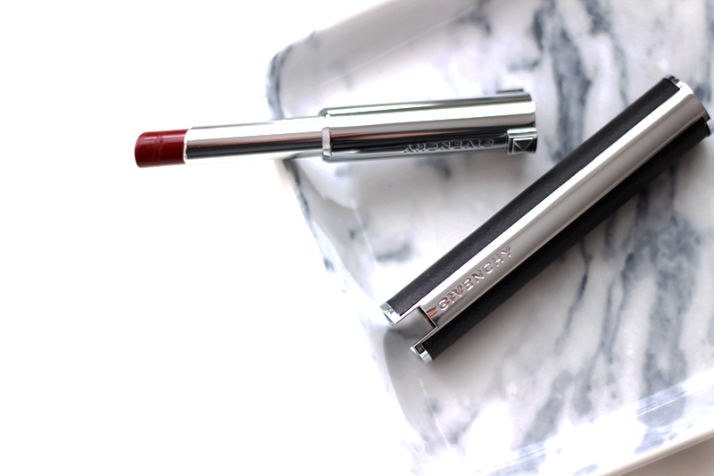 Givenchy Le Rouge-A-Porter Framboise Griffée