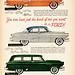 1954 Ford Crestline, Customline and Mainline by aldenjewell