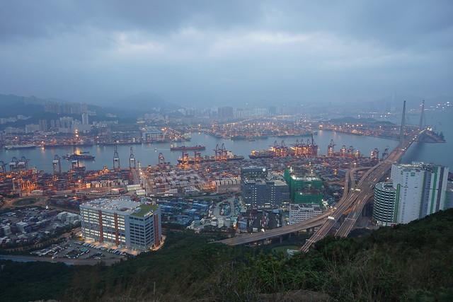 Hong Kong tsing yi ., Sony ILCE-6000, Sony E PZ 16-50mm F3.5-5.6 OSS