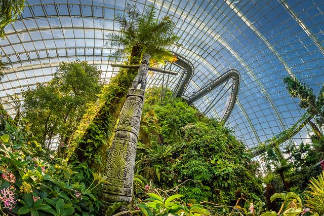 Singapore Sky Garden