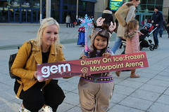 Disney On Ice: Frozen Saturday