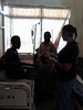 Volunteer Caitlin Cross in Ghana Kasoa medical program