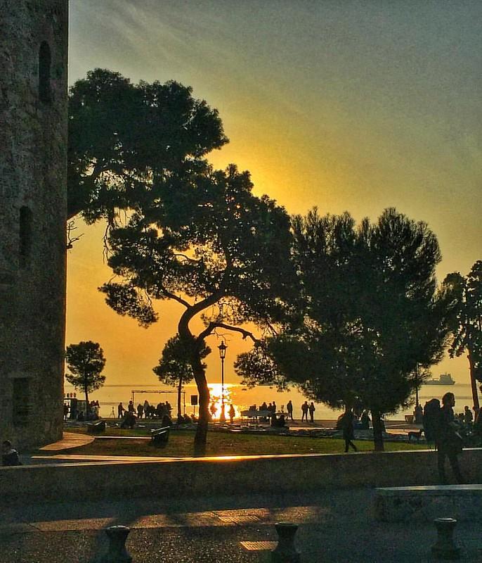 Trees, shadows, sunline on the water. #iphone6  #thessalonikimou #thessaloniki #thessalonikimacedoniagreece #greece #hellas #skg #inthessalonikicom #tsixlagr #wu_greece #majestic_thessaloniki #ig_greece #igersthessaloniki #ig_thessaloniki #visitgreec