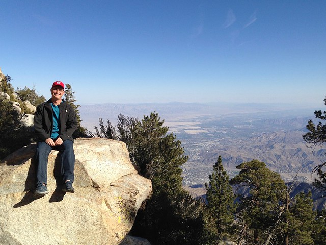 Mt San Jacinto State Park