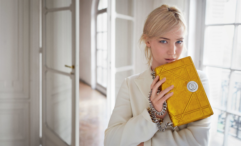 Дженнифер Лоуренс — Фотосессия для «Dior» 2016 – 7