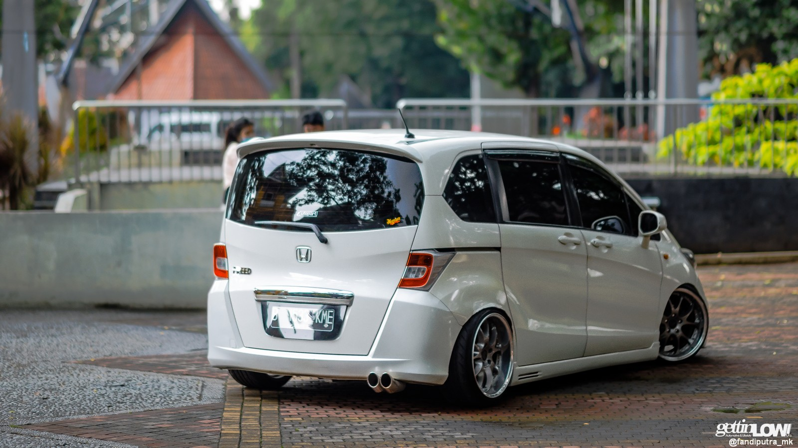 Bani Abd Honda Freed