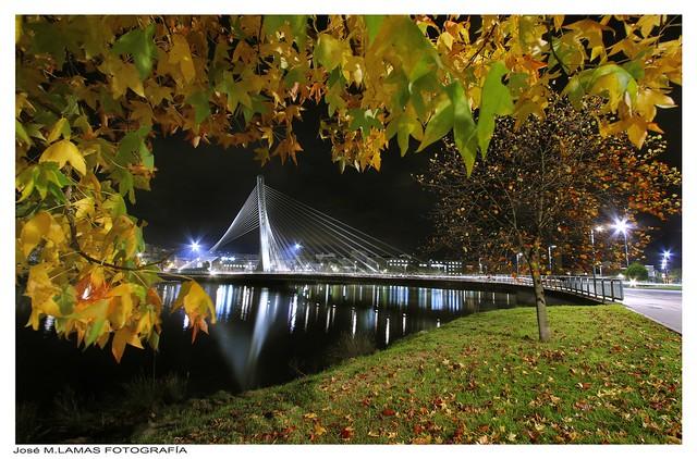 El otoño en la ciudad.