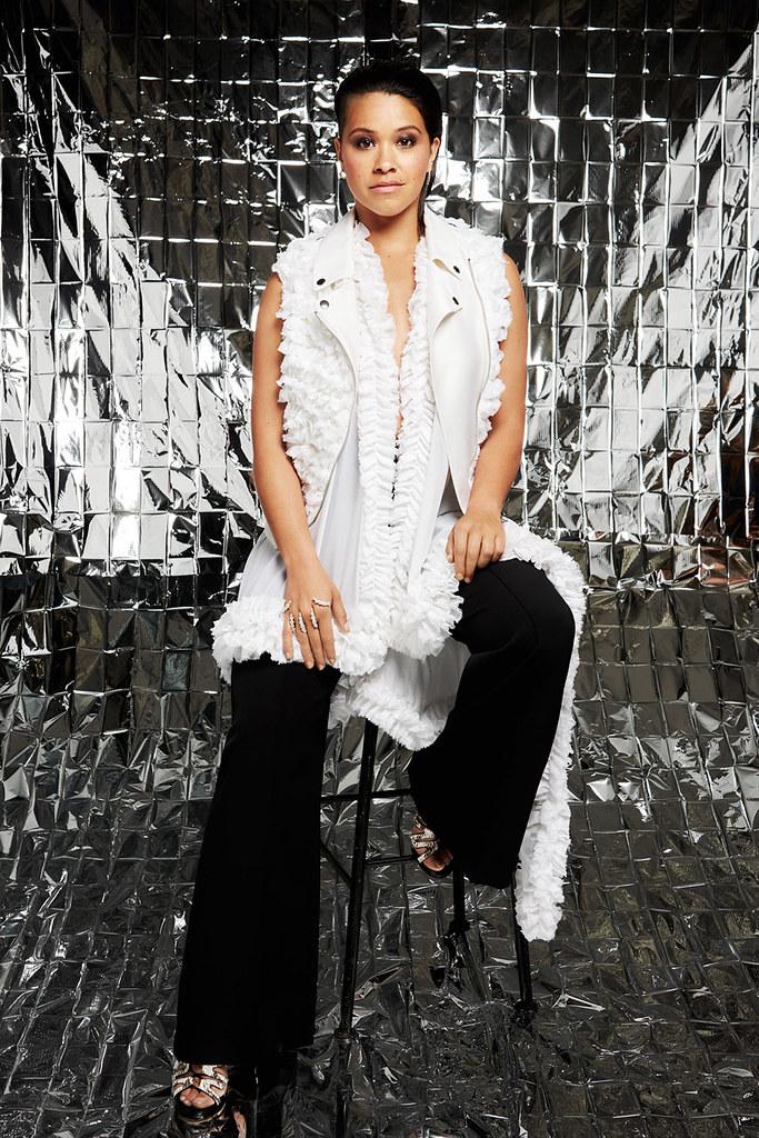 Джина Родригез — Фотосессия для «Latina» 2016 – 4