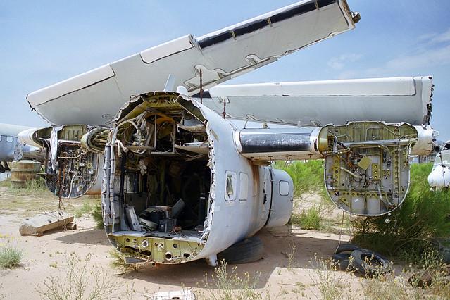 Grumman C-1A 136780