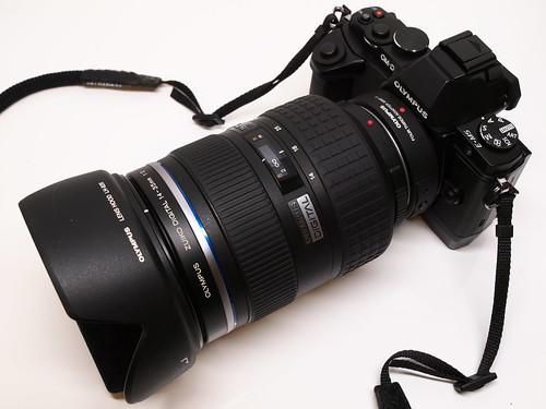 OLYMPUS OM-D E-M5 + MMF-3 + ZUIKO DIGITAL ED 14-35mm F2.0 SWD