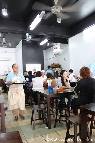Interior, Restoran Famous Seremban Favourites