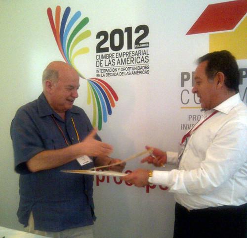 OEA y CEAL firman acuerdo para impulsar desarrollo económico, social y medioambiental