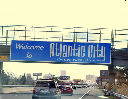 AC - Welcome sign