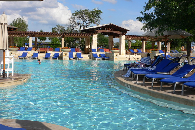 Water Park At Jw Marriott San Antonio Hill Country Resort
