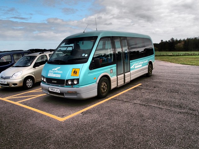 Optare Alero http://www.flickr.com/photos/manofyorkshire/6941143676/