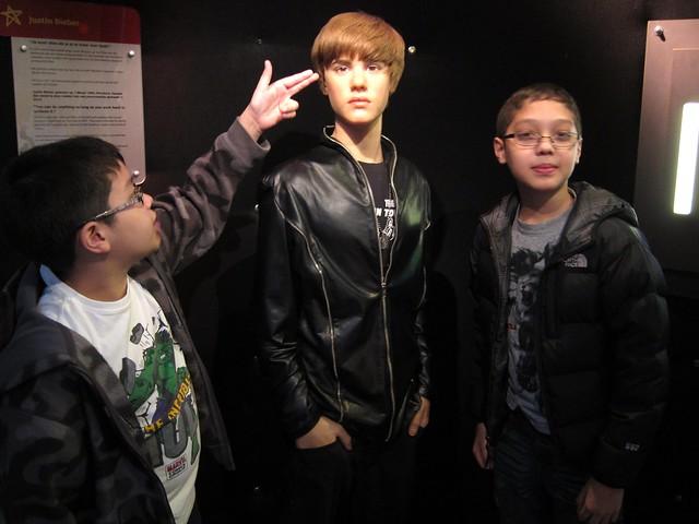 Marky, Justin, Ben