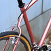 *HUNTER CYCLES* curved top CX complete bike