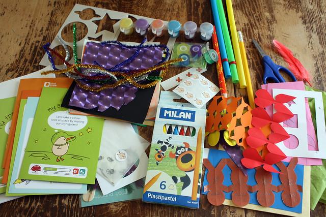 Craft Supply Subscription Box