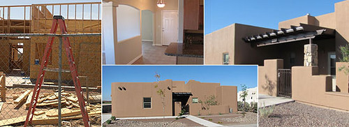 Pueblo Nation housing, El Paso, TX (US government, via recovery.gov)