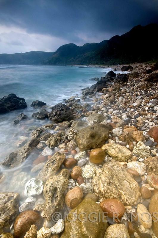 Batanes - Diura Rocky Shoreline