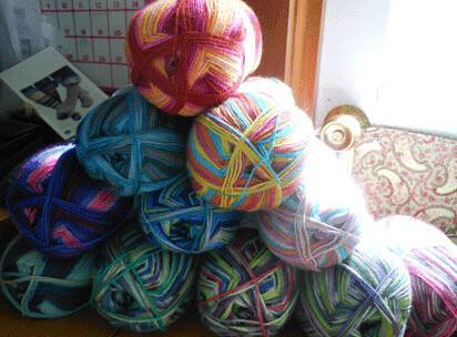 regiapile by Paula knits