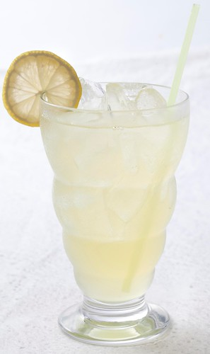 Spiked Minted Citrus Splash