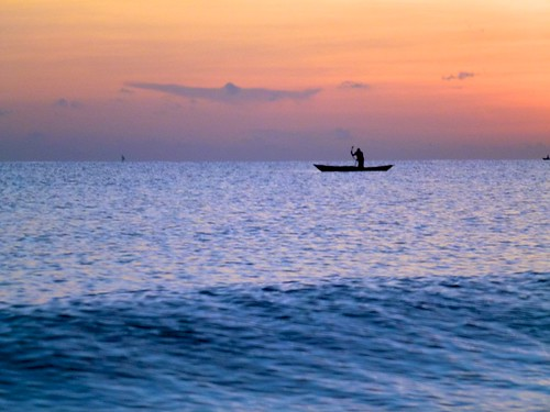 africa sea fish beach water sunrise boats dawn fishing fisherman spice indianocean wave overland tildesley