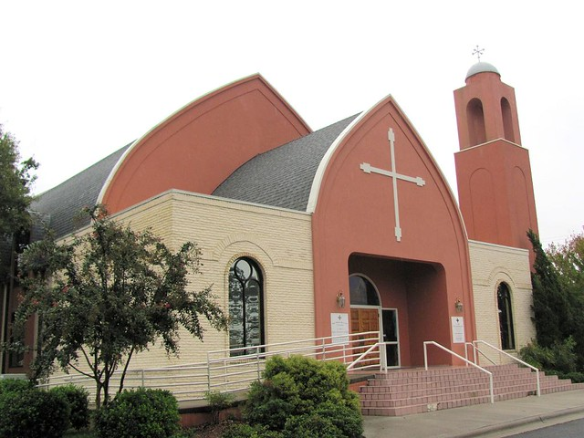 St. Mary Coptic Orthodox Church 1