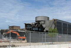 Winnipeg International Airport Demolition