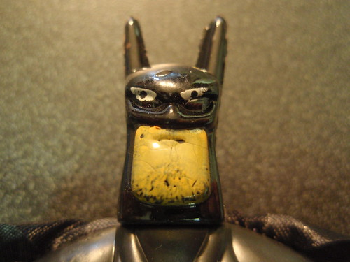 batman's face