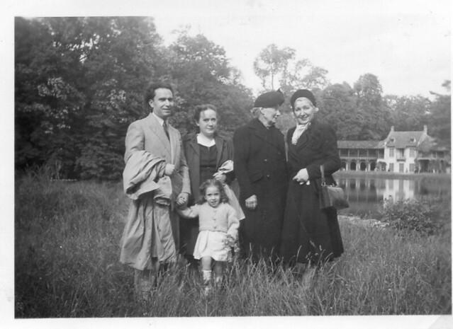 Trianon 1950