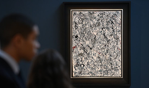 Christie's Rakes In $495 Million — the Highest Total for Any Art Auction, Ever