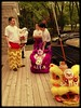 Lion Dance Performance - May 20, 2013
