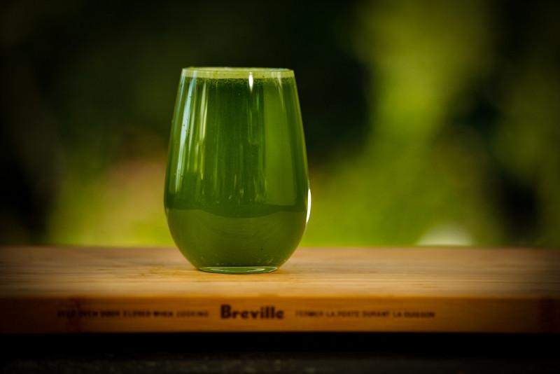 Breville's Green Juice Fave Juice