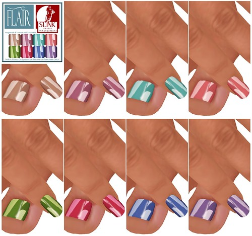 Flair - Nails Set 89