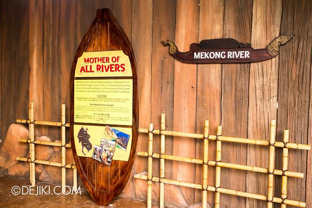 River Safari - Mekong River begins