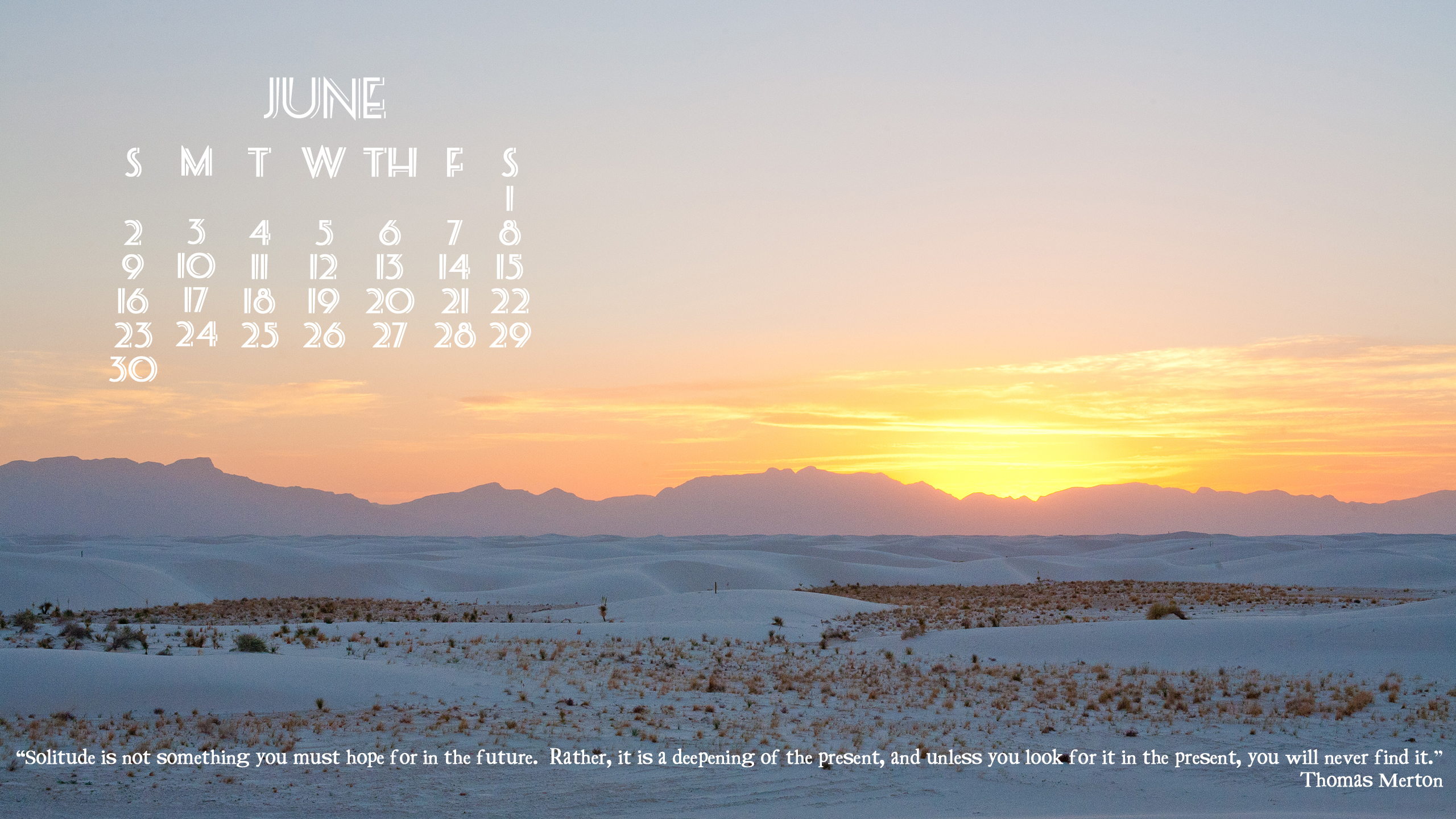 desktop calendar background june 2013