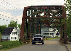 SI - June 1, 2013; Pleasant Street Bridge; Clinton, Maine