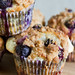 Blueberry Cheesecake Yogurt Muffins