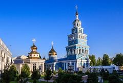Assumption cathedral in Tashkent, Uzbekistan / Успенский собор (Ташкент)