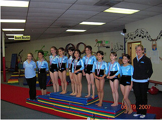 Children's Gymnastics Lessons in Auburn, WA